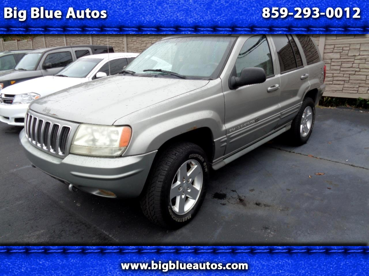Jeep Grand Cherokee 4dr Overland 4WD 2002