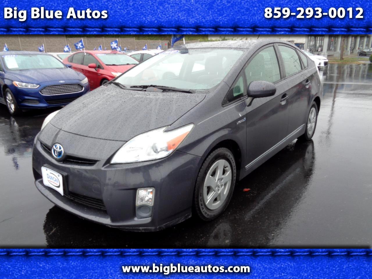Toyota Prius 5dr HB I (Natl) 2010