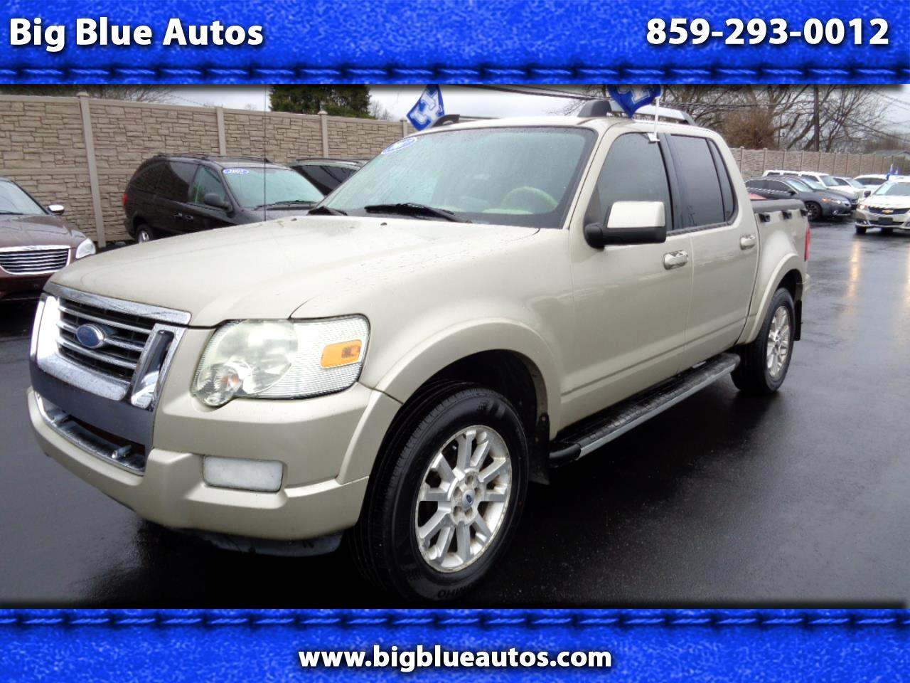 Ford Explorer Sport Trac 4WD 4dr XLT 2007
