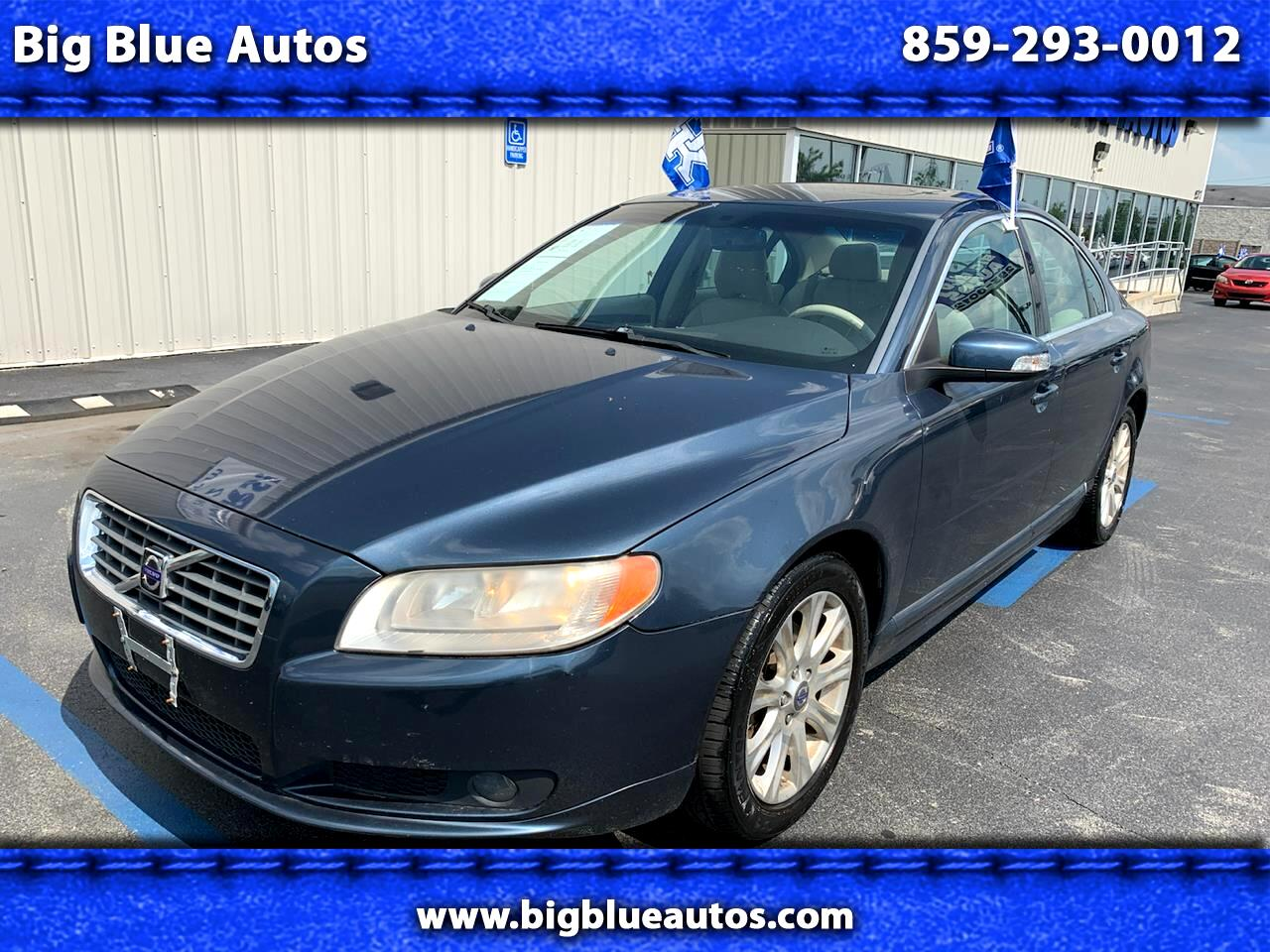 Volvo S80 4dr Sdn I6 FWD 2009