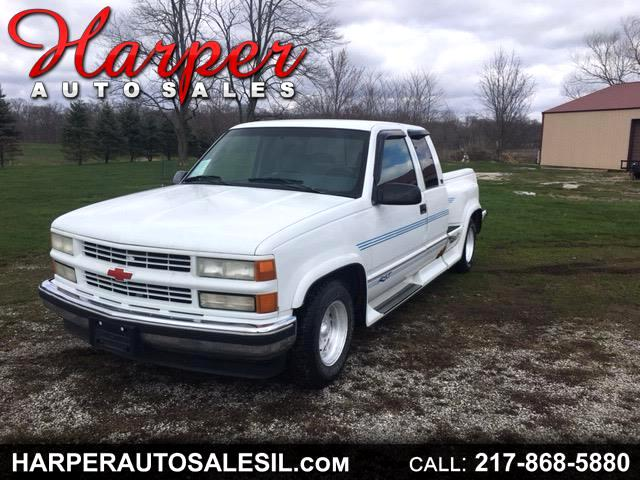 1995 Chevrolet C/K 1500 Ext. Cab Sportside 2WD
