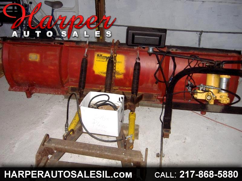 0 Other Farm Equipment SNOW PLOW