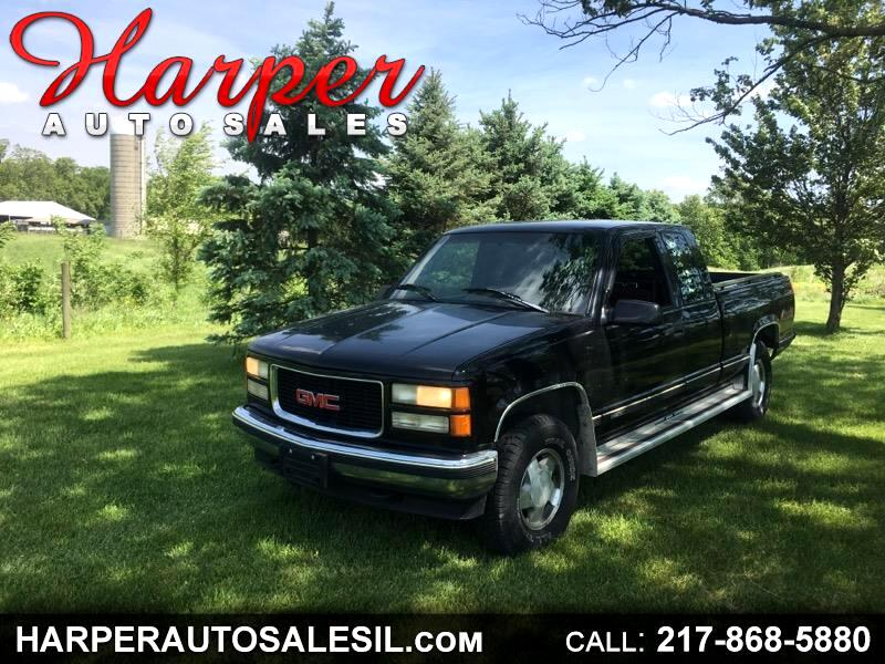 1996 GMC Sierra C/K 1500 Ext. Cab  6.5-ft. Bed 4WD
