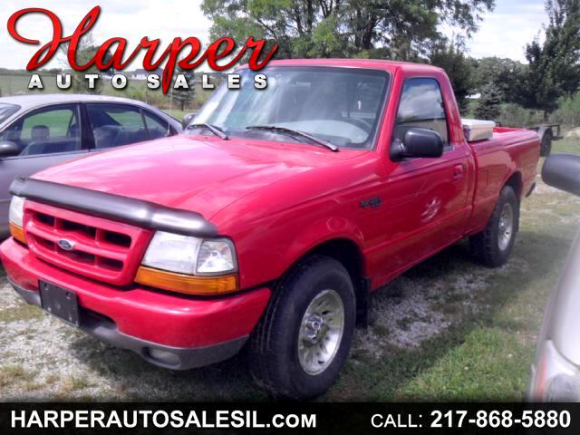 1999 Ford Ranger XLT 2-Door