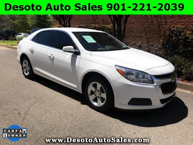 2016 Chevrolet Malibu Limited 1LT