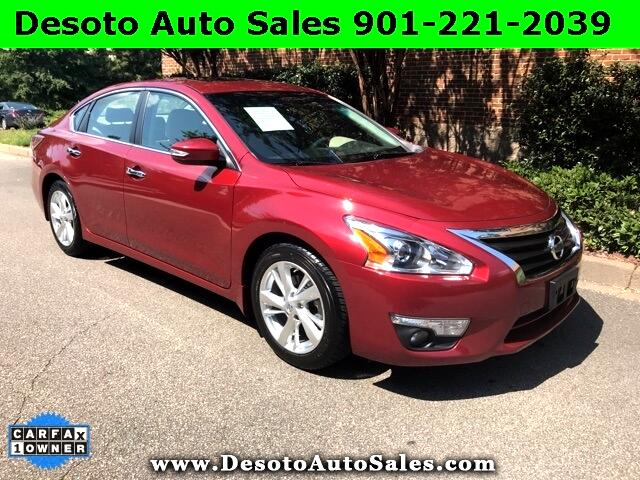 2015 Nissan Altima 2.5 SL 4D Sedan
