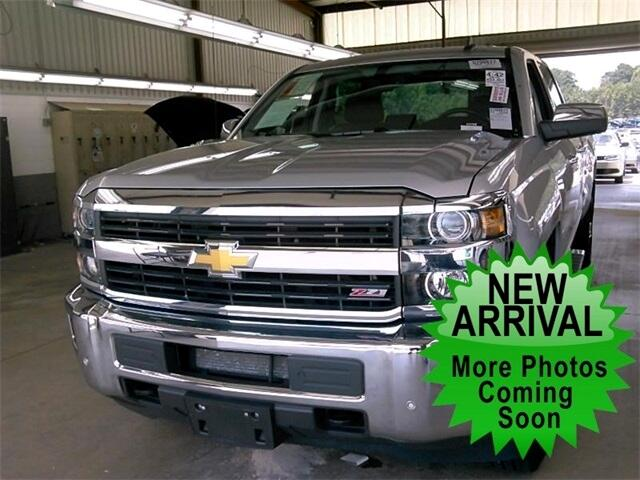 "2015 Chevrolet Silverado 2500HD Built After Aug 14 4WD Crew Cab 167.7"" LTZ"