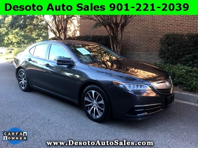 2015 Acura TLX 2.4L 4D Sedan