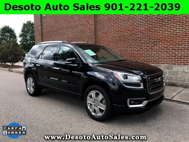 2017 GMC Acadia Limited Limited 4D Sport Utility