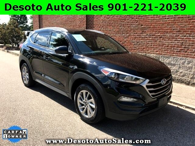 2018 Hyundai Tucson SEL 4D Sport Utility