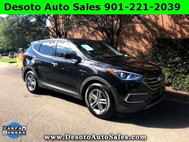 2018 Hyundai Santa Fe Sport 2.4 Base 4D Sport Utility