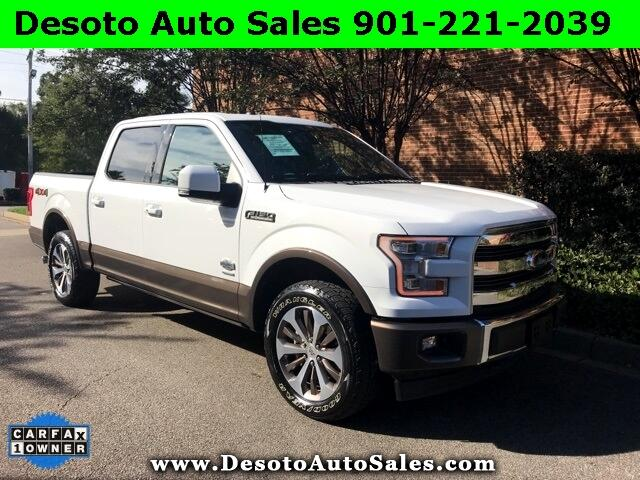 2017 Ford F-150 King Ranch 4D SuperCrew
