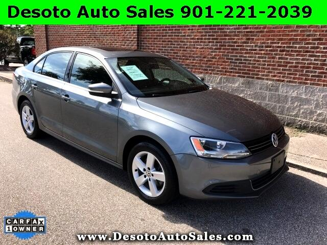 2014 Volkswagen Jetta Sedan 2.0L TDI 4D Sedan