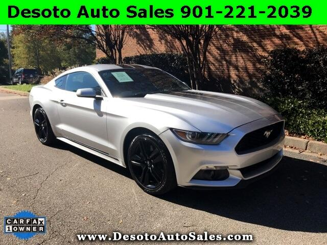 2017 Ford Mustang EcoBoost 2D Coupe