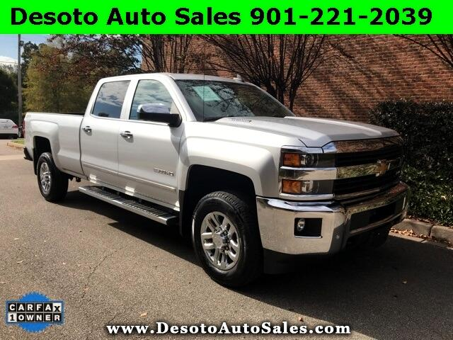 2015 Chevrolet Silverado 2500HD Built After Aug 14 LTZ 4D Crew Cab