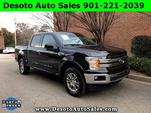 2018 Ford F-150 Lariat 4D SuperCrew