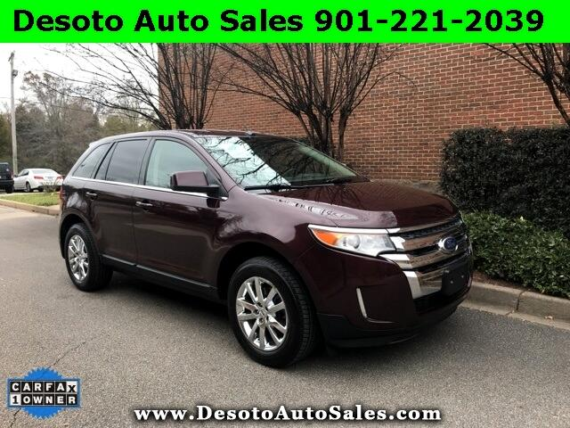 2011 Ford Edge Limited 4D Sport Utility