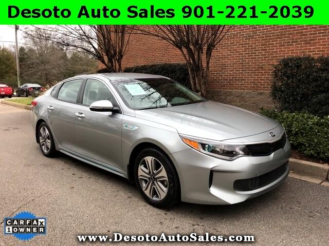 2017 Kia Optima Plug-In Hybrid EX 4D Sedan
