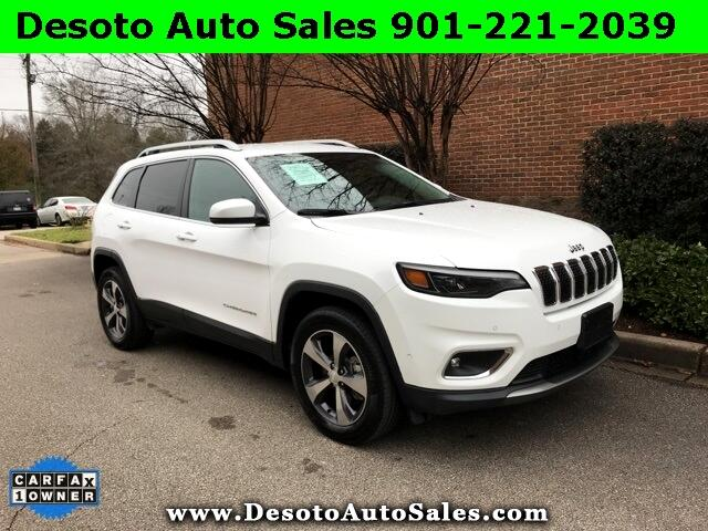 2019 Jeep Cherokee Limited 4D Sport Utility