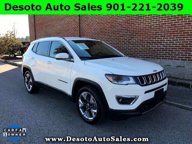 2018 Jeep Compass Limited 4D Sport Utility