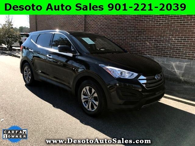 2015 Hyundai Santa Fe Sport 2.4L 4D Sport Utility