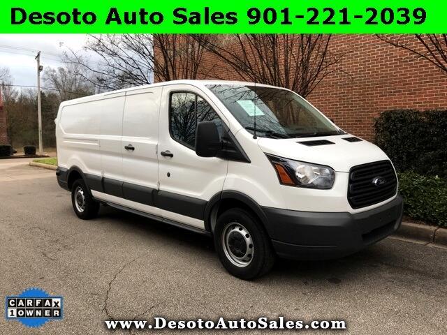 2018 Ford Transit Van Base 3D Low Roof Cargo Van