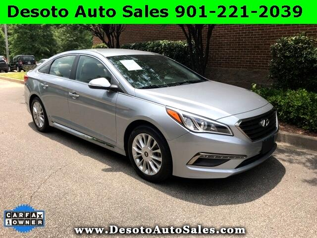 2015 Hyundai Sonata Limited 4D Sedan