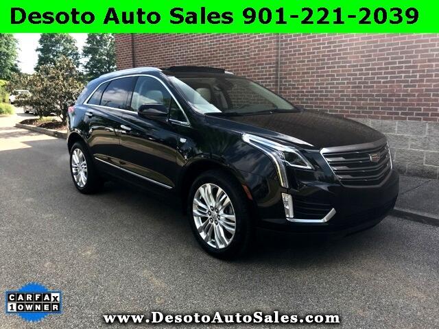 2018 Cadillac XT5 Premium Luxury 4D Sport Utility