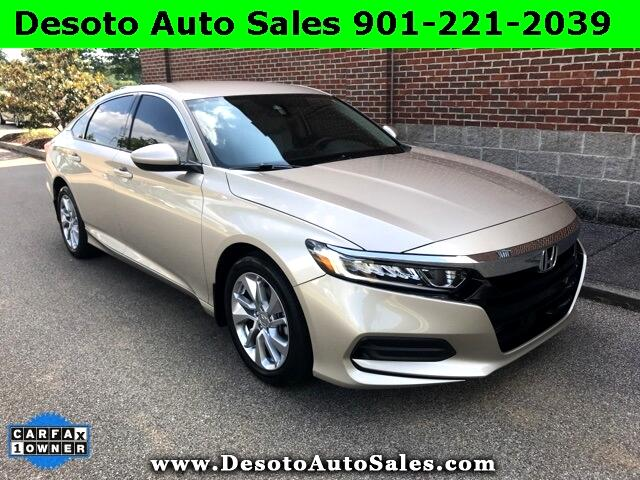 2018 Honda Accord Sedan LX 4D Sedan