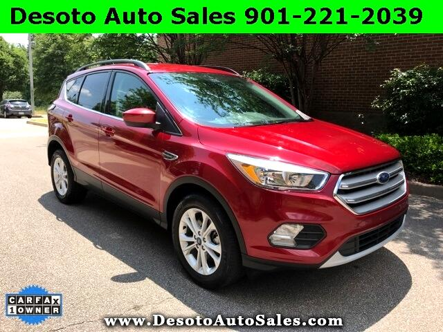 2018 Ford Escape SE 4D Sport Utility