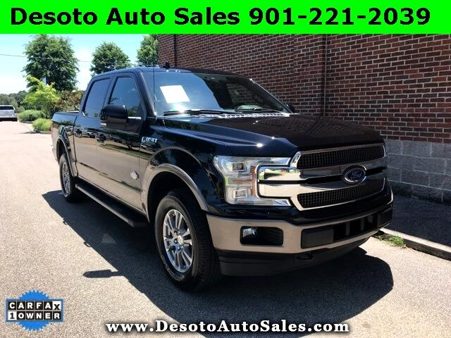 2019 Ford F-150 King Ranch 4D SuperCrew