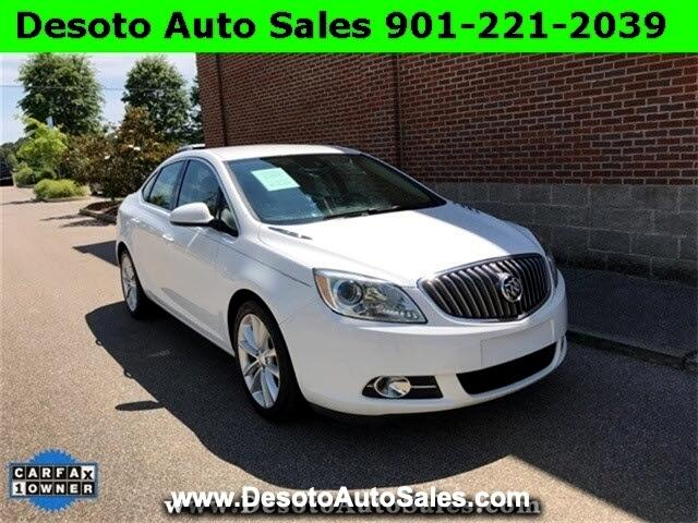 2016 Buick Verano Convenience Group 4D Sedan