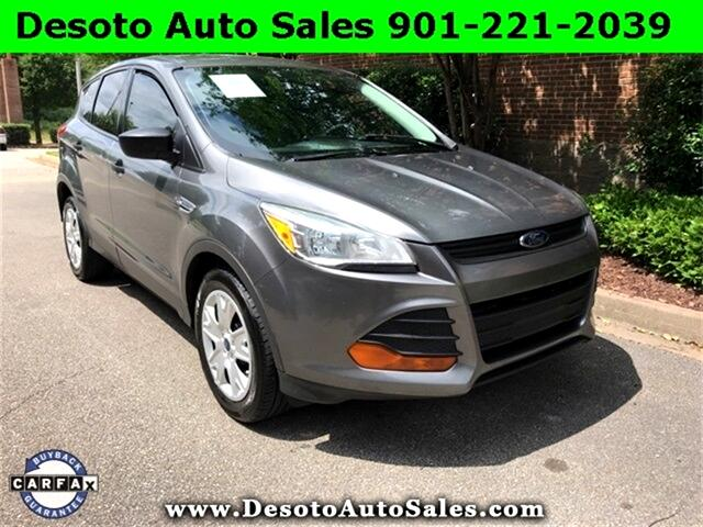 2014 Ford Escape S 4D Sport Utility