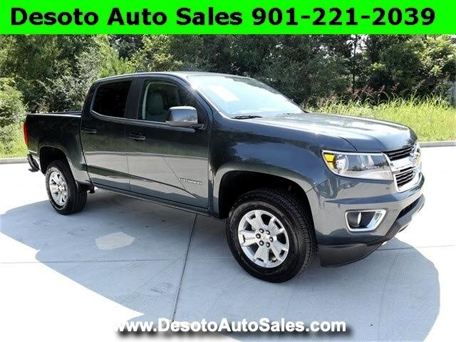 2019 Chevrolet Colorado LT 4D Crew Cab