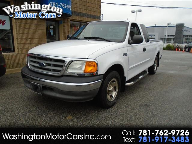 2004 Ford F-150 Heritage XL SuperCab 2WD