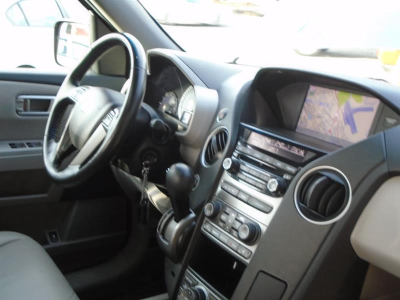 2013 Honda Pilot EX-L 4WD 5-Spd AT with Navigation