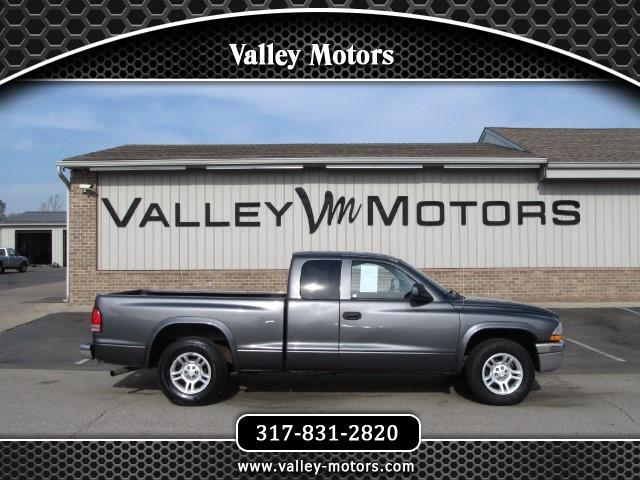 2004 Dodge Dakota SLT Club Cab 2WD