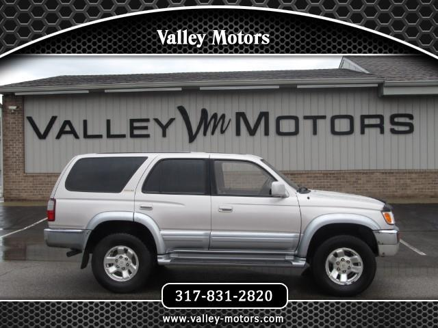 1997 Toyota 4Runner Limited 4WD