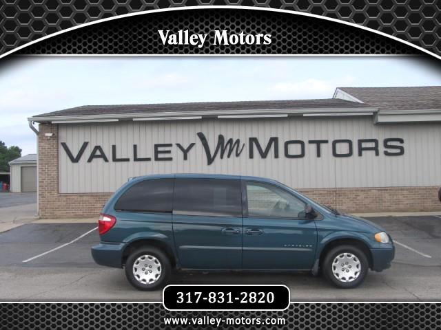 2001 Chrysler Voyager LX