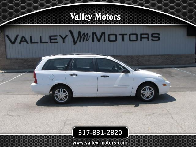 2000 Ford Focus 4dr Wgn ZXW SE
