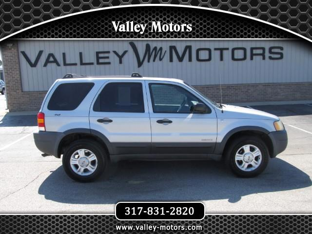 2002 Ford Escape 4WD 4dr V6 Auto XLT