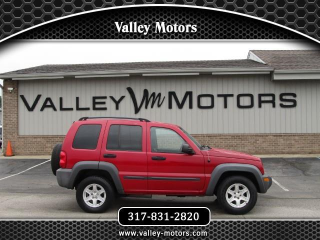 2004 Jeep Liberty Sport 2WD