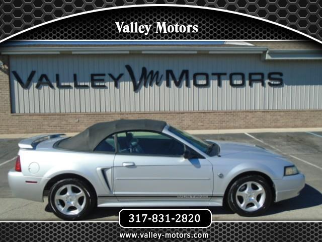 2004 Ford Mustang 2dr Conv