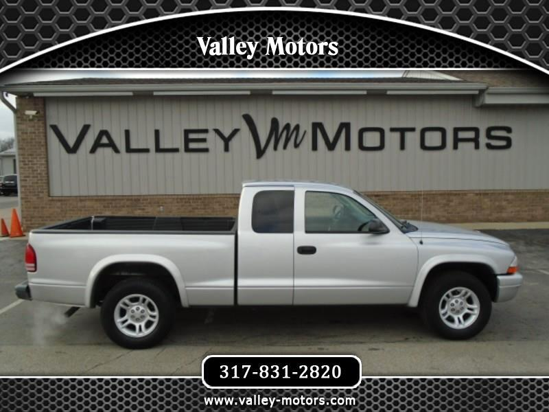 2003 Dodge Dakota Sport Club Cab 2WD