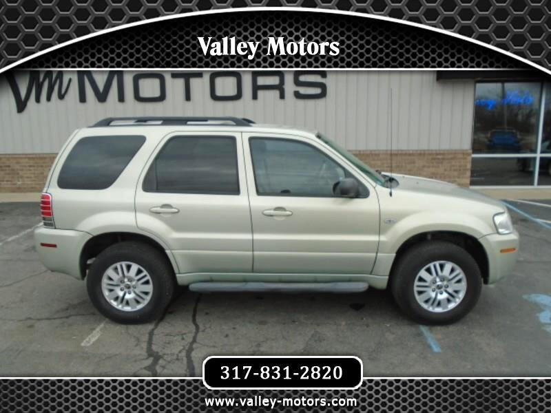 2005 Mercury Mariner Luxury 2WD