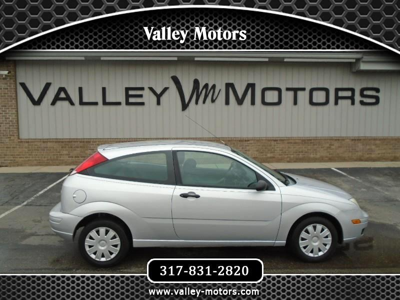 2006 Ford Focus ZX3 S