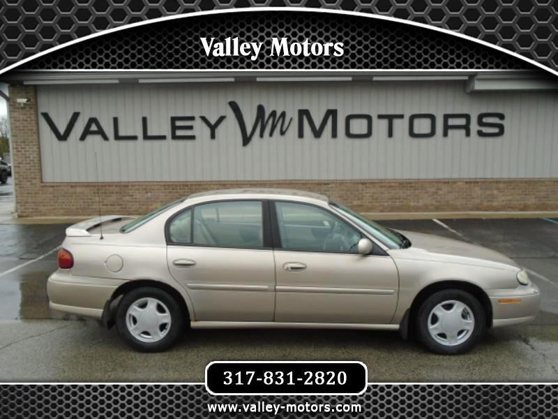 2000 Chevrolet Malibu LS