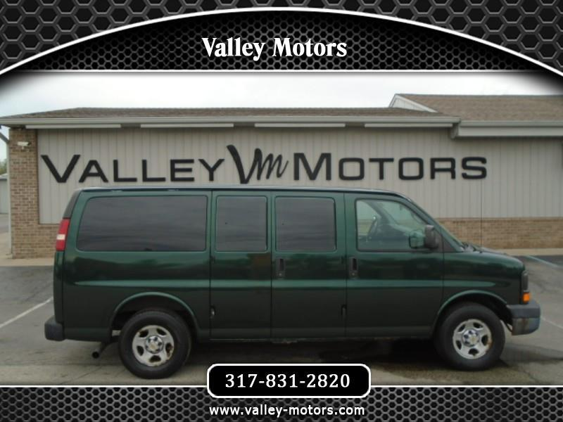 2004 Chevrolet Express 1500