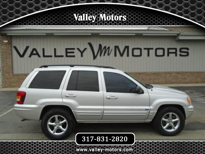 2002 Jeep Grand Cherokee Limited 4WD