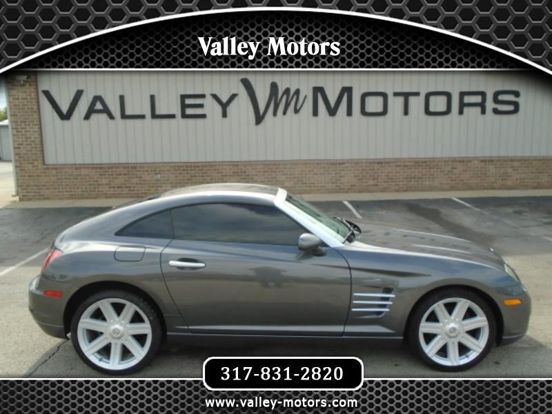 2005 Chrysler Crossfire Coupe Limited